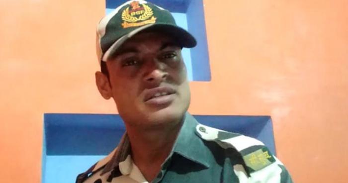Navratan Choudhary BSF Jawan