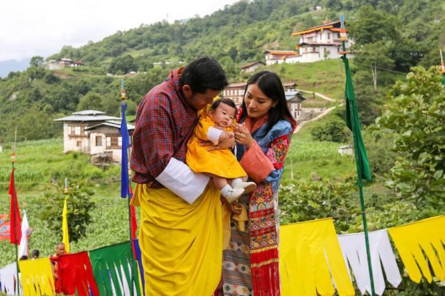 bhutan prince