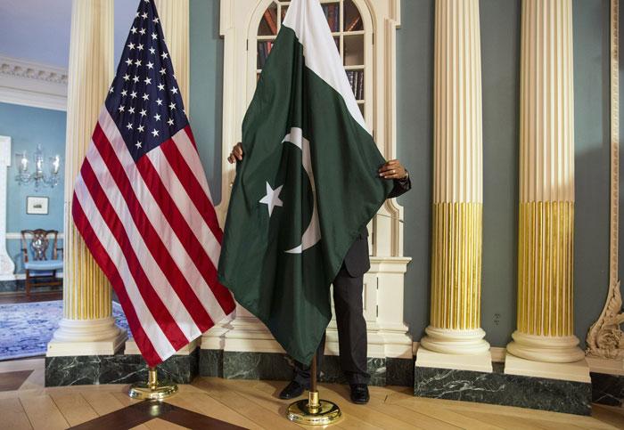 Pakistan Ban America