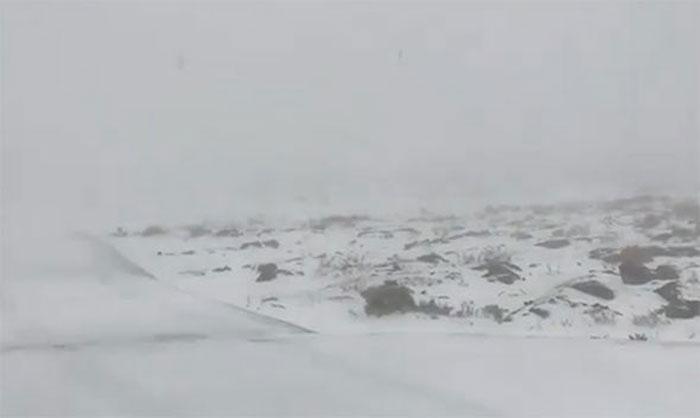 Apocalyptic Snowstorm