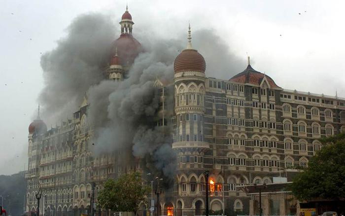 Taj Hotal Blast