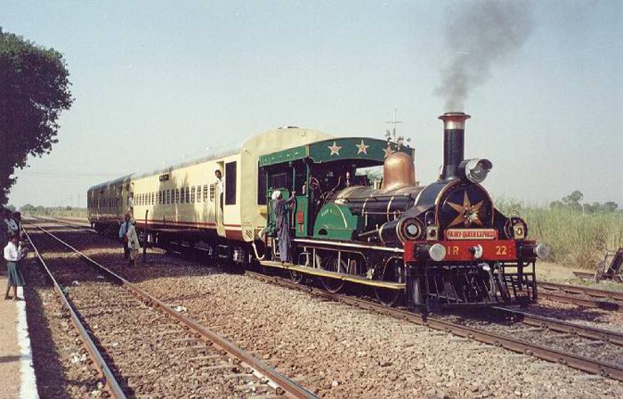 Oldest engine gathers fresh steam