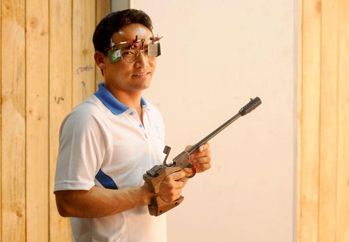 Shooter Jitu Rai