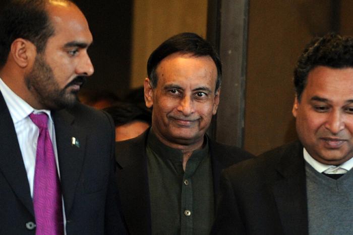 Husain Haqqani, former Pakistan's ambassador to the United States