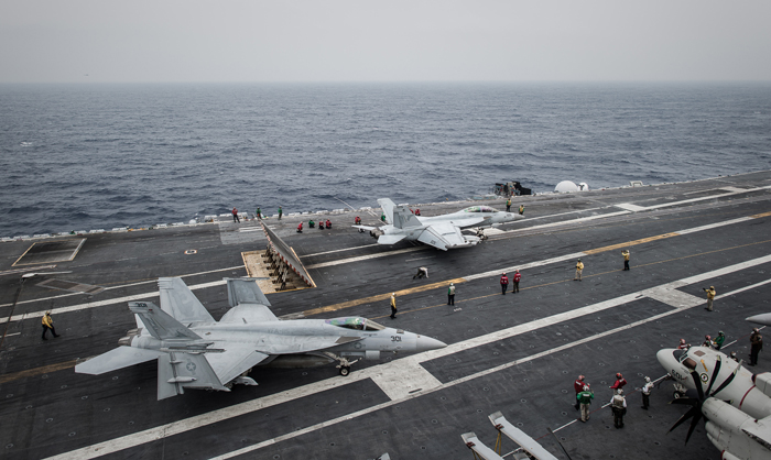 China Building Third Aircraft Carrier Based On American Models