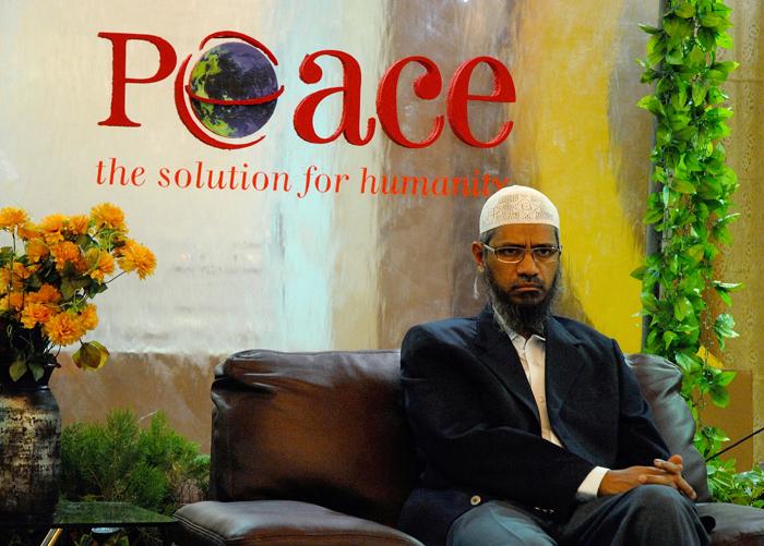 Zakir Naik Fears Arrest