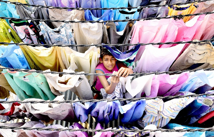 Washing Machines And Launderies Can Come And Go, Mumbai