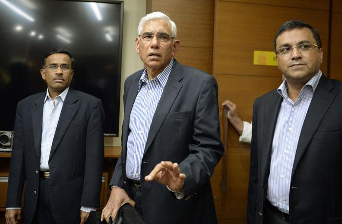 BCCI Vikram Limaye