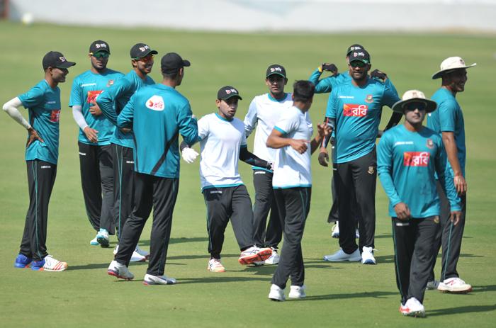India v Bangladesh Test