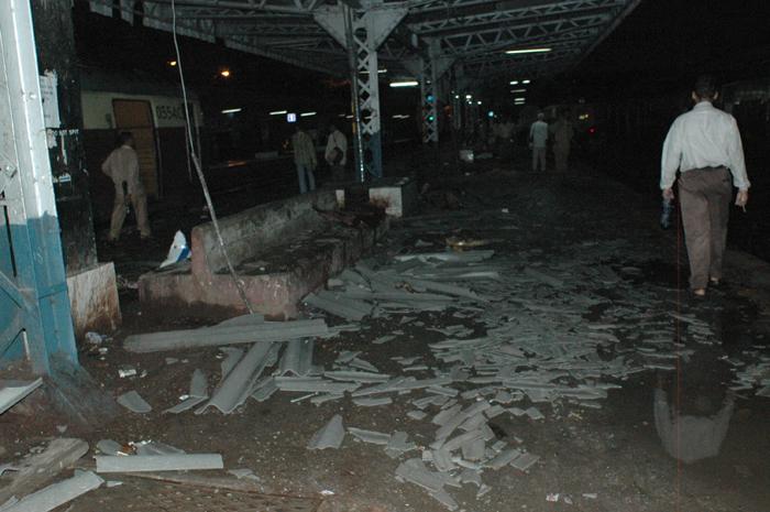 Bomb Blast India