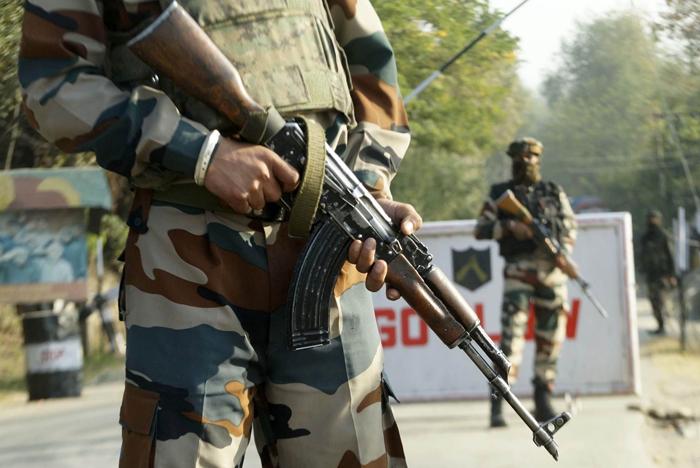 BSF Jawan Posts FB Video