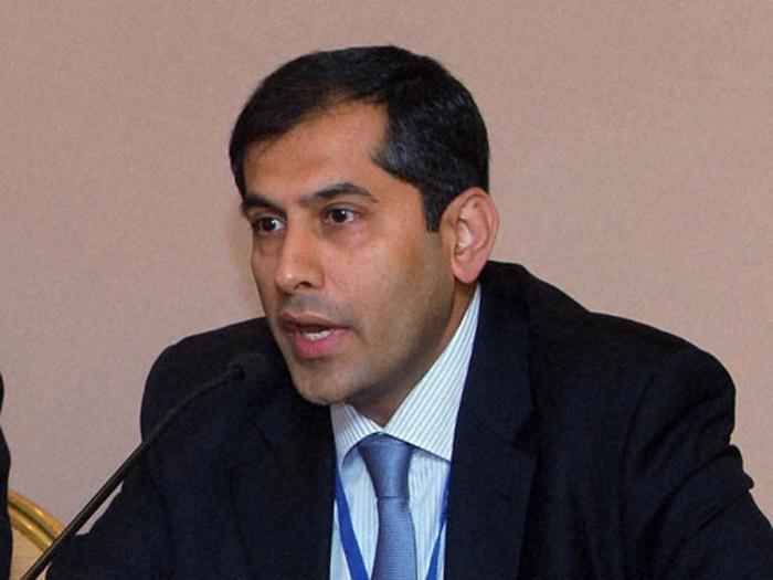 ndia's Ambassador to Israel Pavan Kapoor