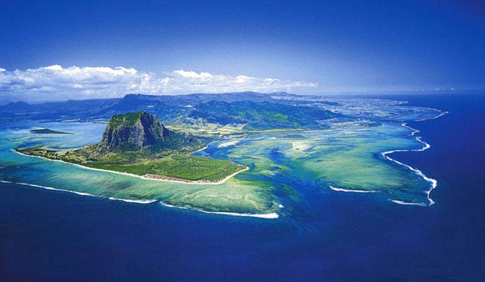 Indian Ocean In Mauritius