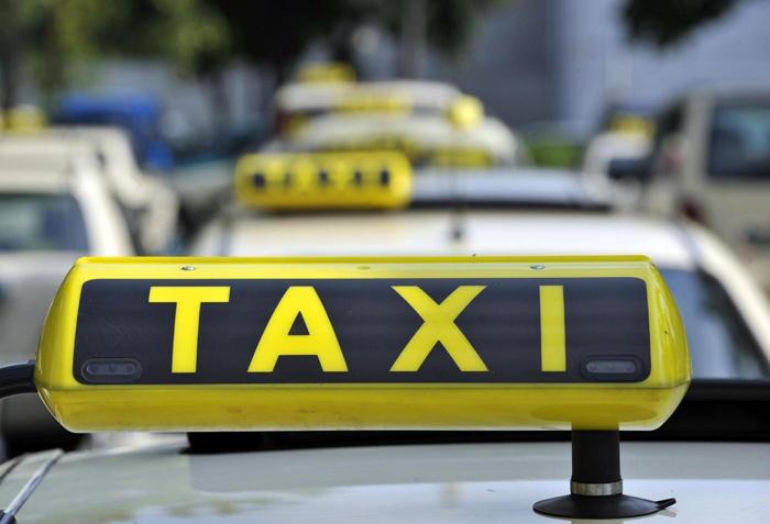 Stolen taxi in Mumbai