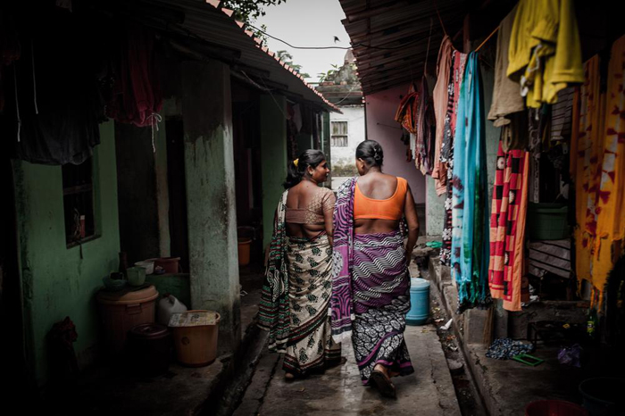 Woman In Chennai Slums Is Sexually Abused