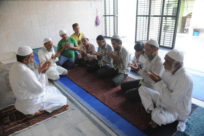 silent mosque in Ahmedabad