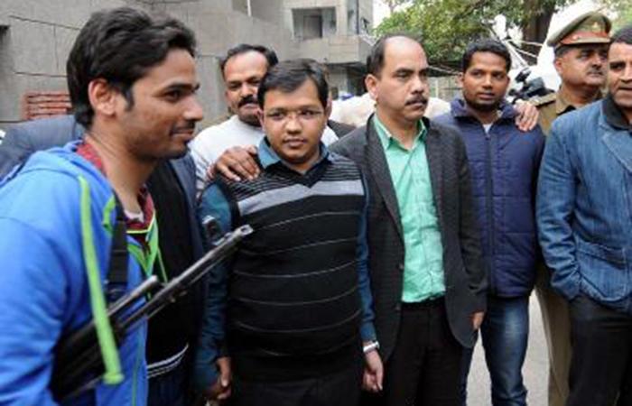 Anubhav Mittal Arrested For Fraud