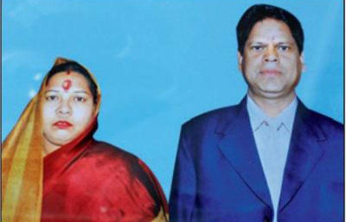 Vimla Devi and Giriraj were dead in car accident