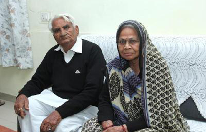 Couple who offered to adopt the PM