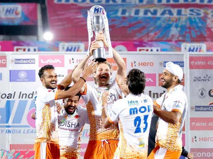Hockey India League