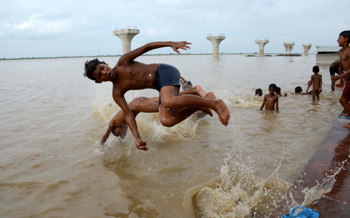 Clean Ganga UP election