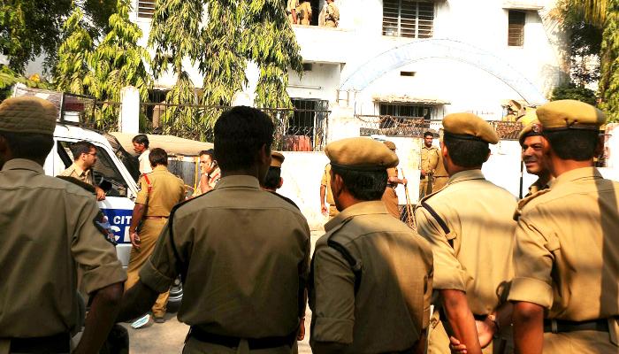 Thrash Cops