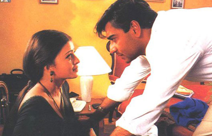 Aishwarya and Ajay Devgan