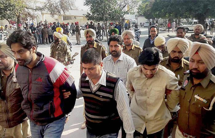 Nabha Jail Break Masterminds