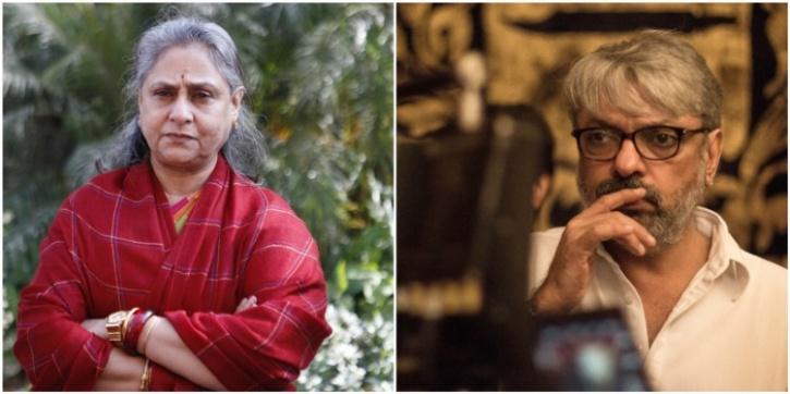 Bhansali and Jaya Bachchan