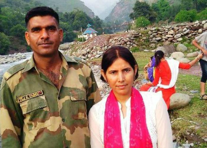 Wife BSF