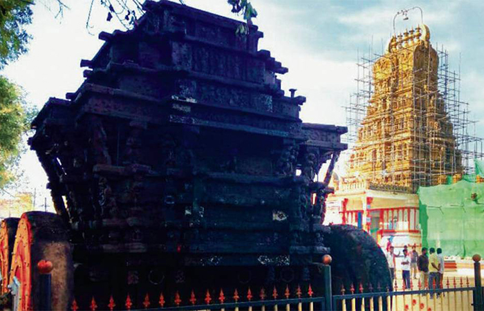 Chamarajeshwara Temple