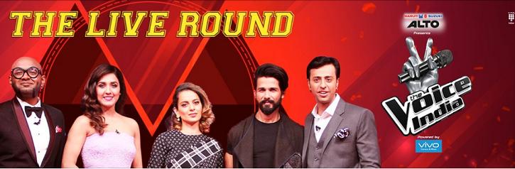 Kangana Ranaut On The Voice India