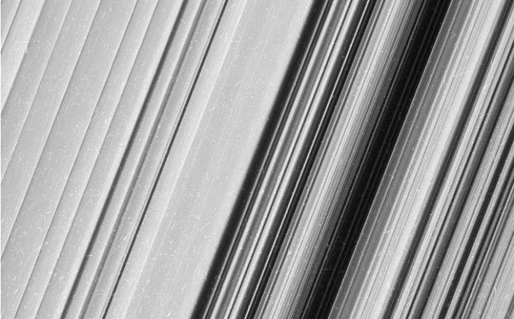 cassini saturn rings