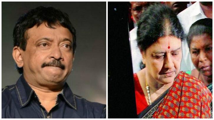 Ram Gopal Varma and Sasikala