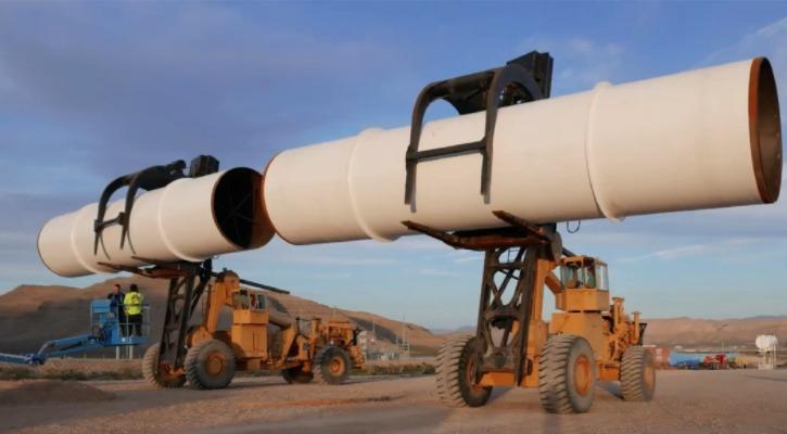 Hyperloop Pipes