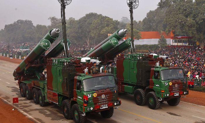 India Is Building A Secret Nuclear City