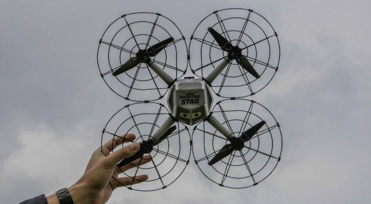 Intel Shooting Star Drone