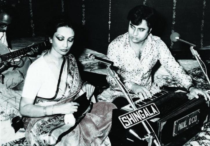 Jagjit Singh and Chitra