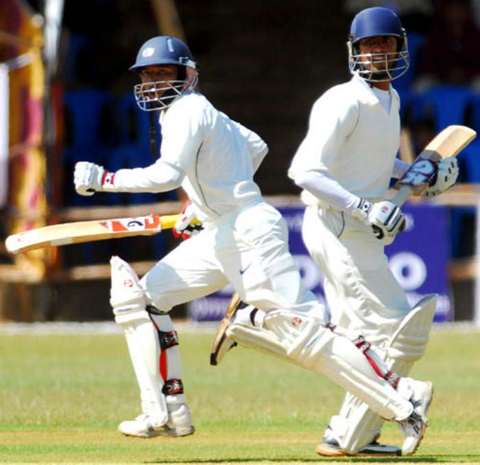 Manish Sharma (right)