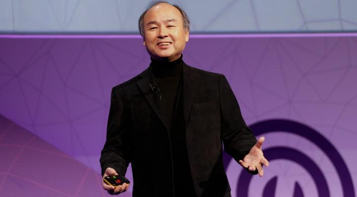 Masayoshi Son Softbank CEO
