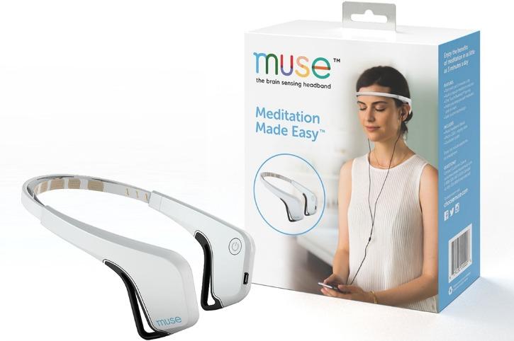 Muse headband used for Mindflix solution