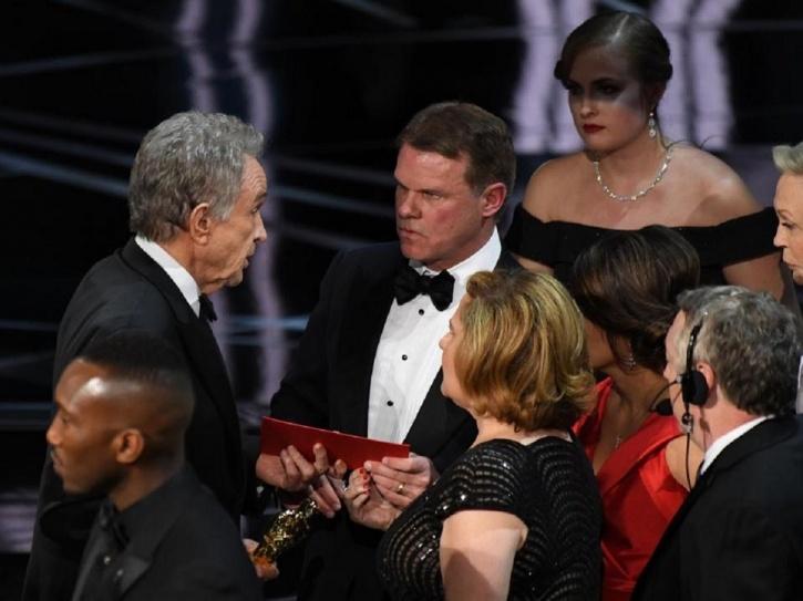 Still From Oscars