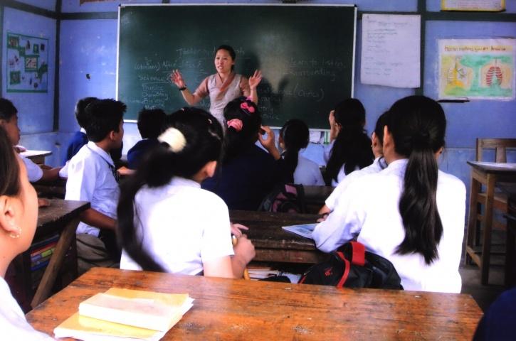 peer educators called 'Saathiyas'