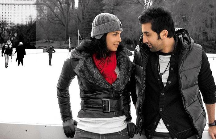 Priyanka and Ranbir
