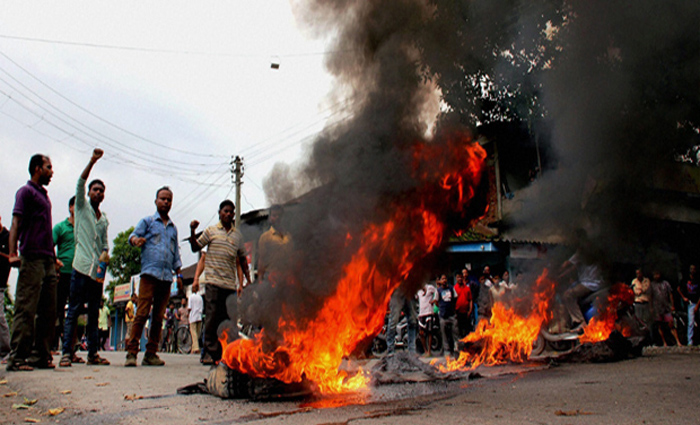 Violence in Nagaland