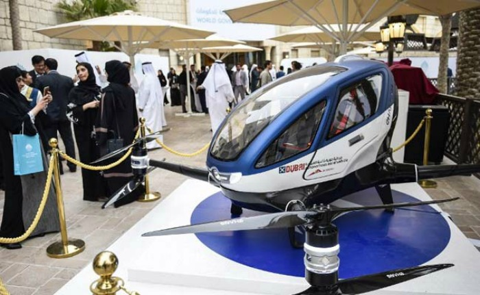hover taxi