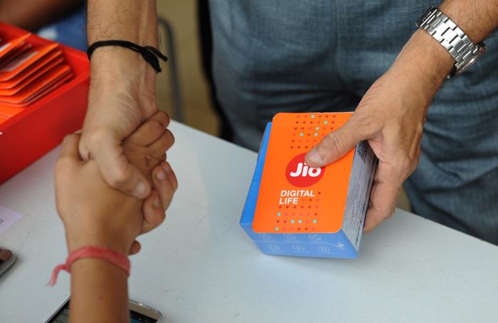 Reliance Jio data cards