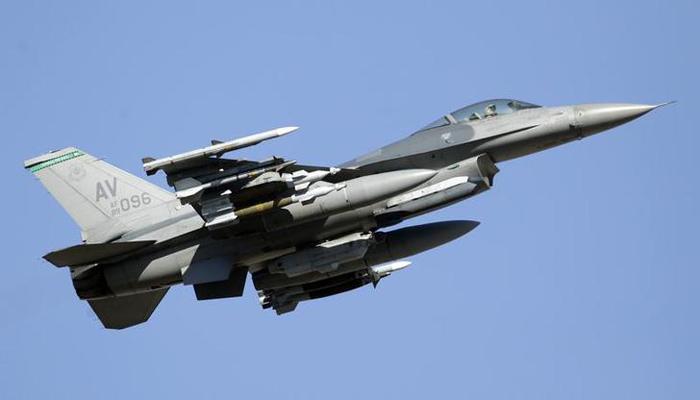 F-16 plan
