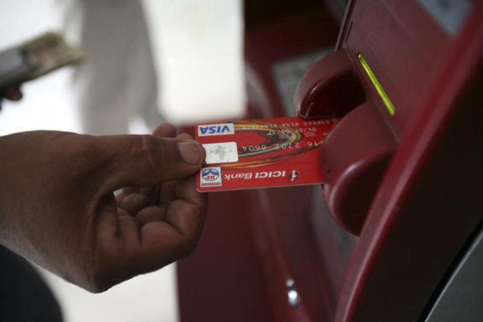 Debit cards hacking