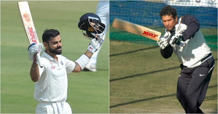 Kohli and Sachin